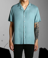 Paradice Miami Vice Blue Cuban Shirt