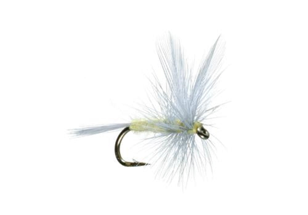 Pale Morning Dun PMD Classic Dry Fly - Hook Size 18