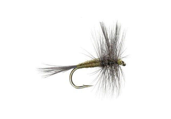 Blue Wing Olive BWO Classic Dry Fly - Hook Size 18