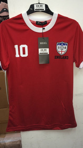 011 Mens England Top