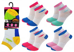 631-Ladies Trainer Socks