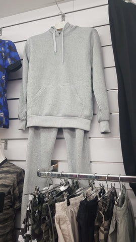 009 men's tracksuit with hoodie