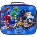 "318-Official PJ Masks ""Heroes Vs Baddies"" Character Insulated Lunch Bag ""Perfect For School"" - 303202"