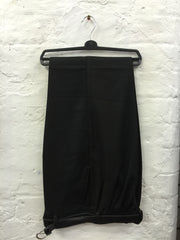 606-School boys oversized Black trousers