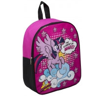 "325-MLP-8039 Official ""My Little Pony"" Character Junior School Backpack - 21127"