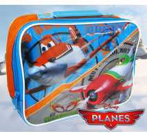 "327-BEL-803 Official Disney ""Planes"" Character Lunch Bags ""Perfect For School"" - 21847"