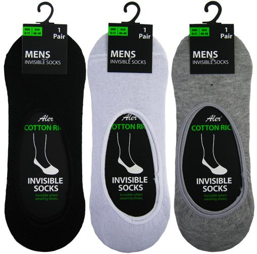 Mens Invisible Socks