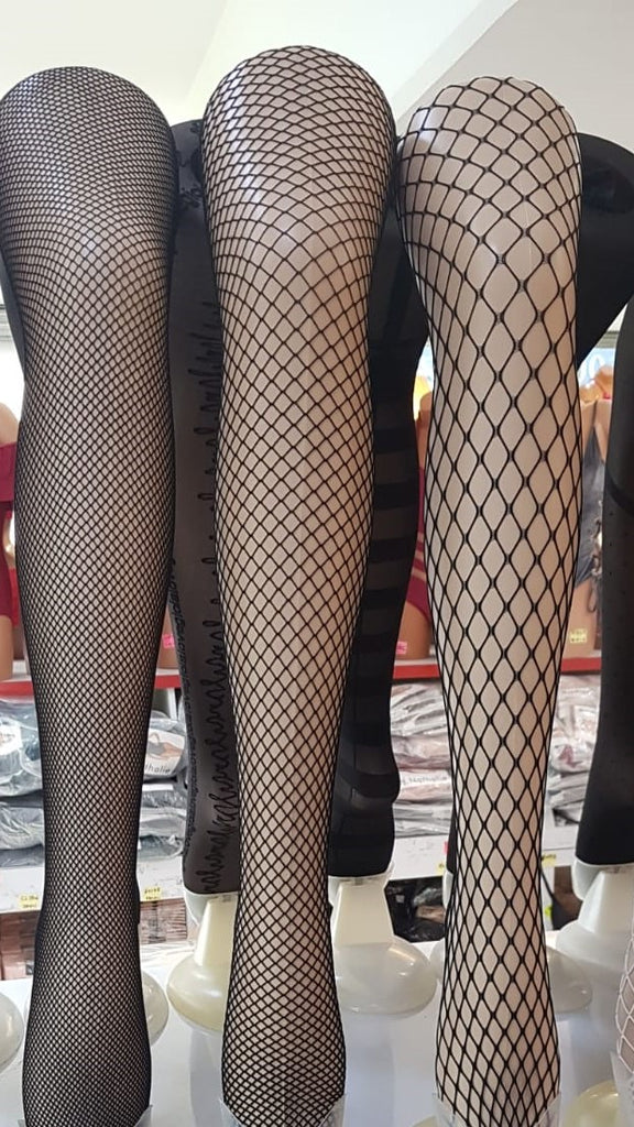 154- Ladies Fish Net Tights