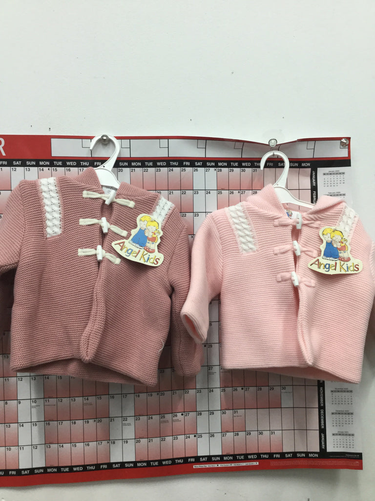 263-Baby Girls heavy cardigan