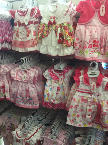 015- Baby girl summer dresses