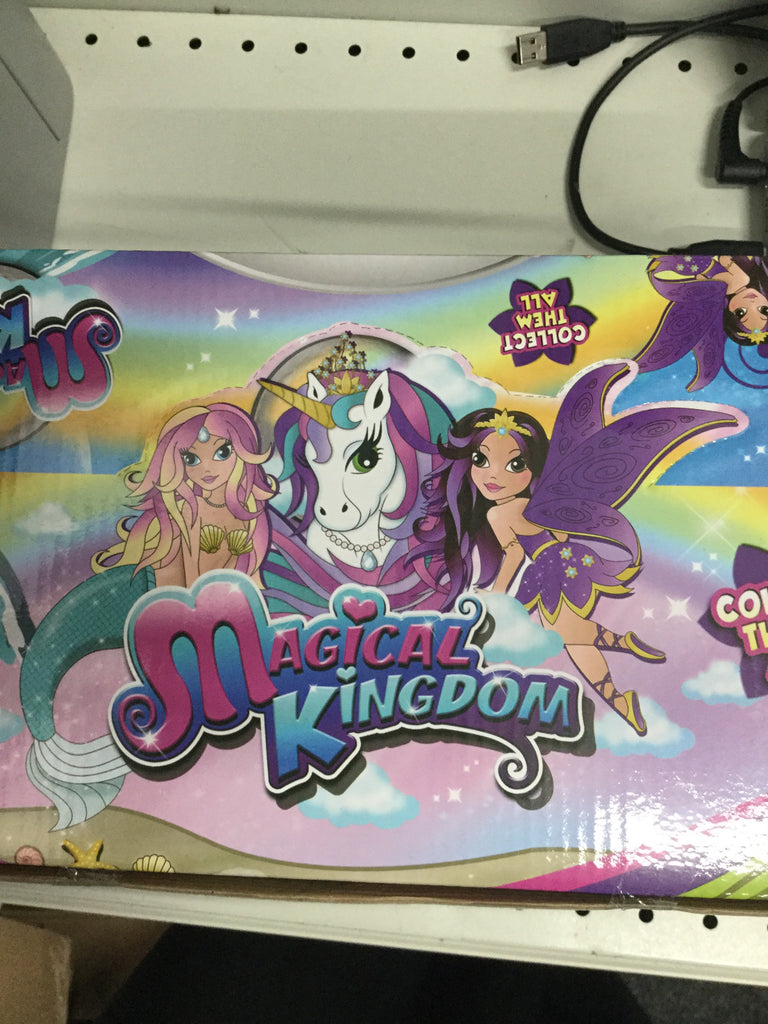 722-Magical KIngdom unicorn style and go