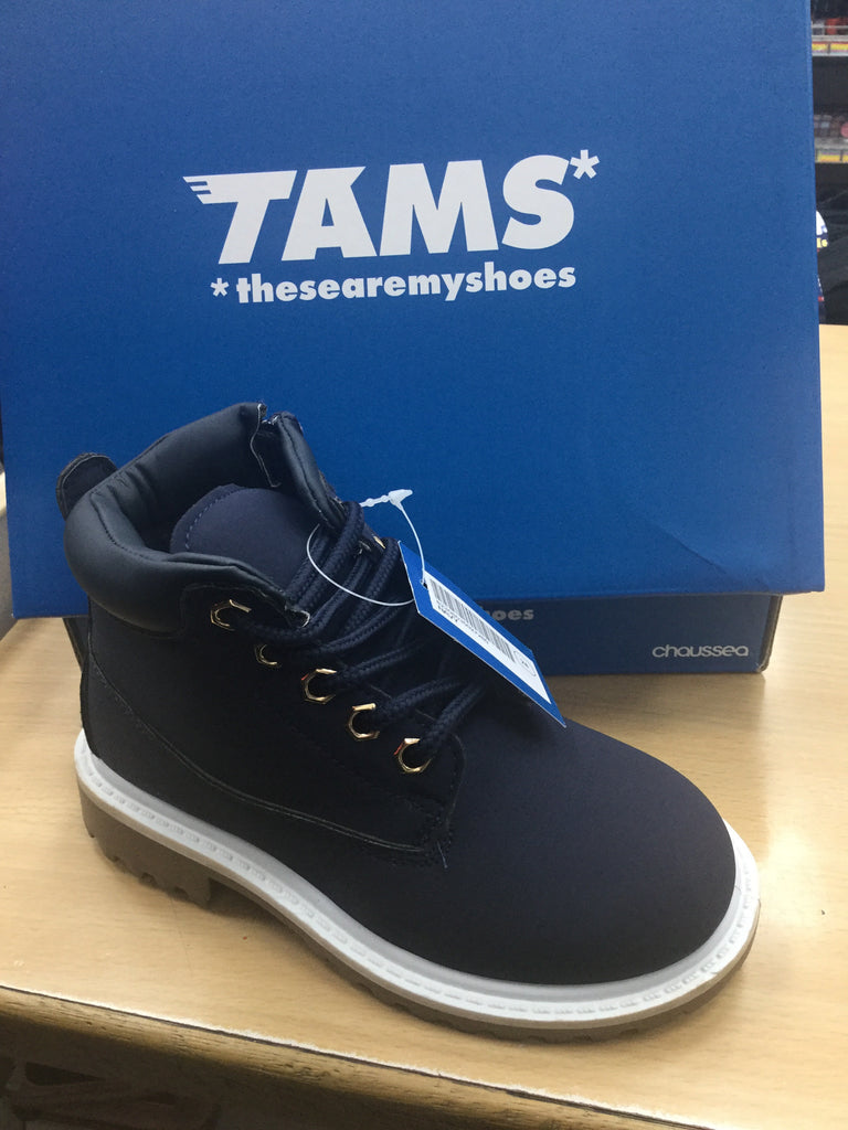 828- Children tams lace boots