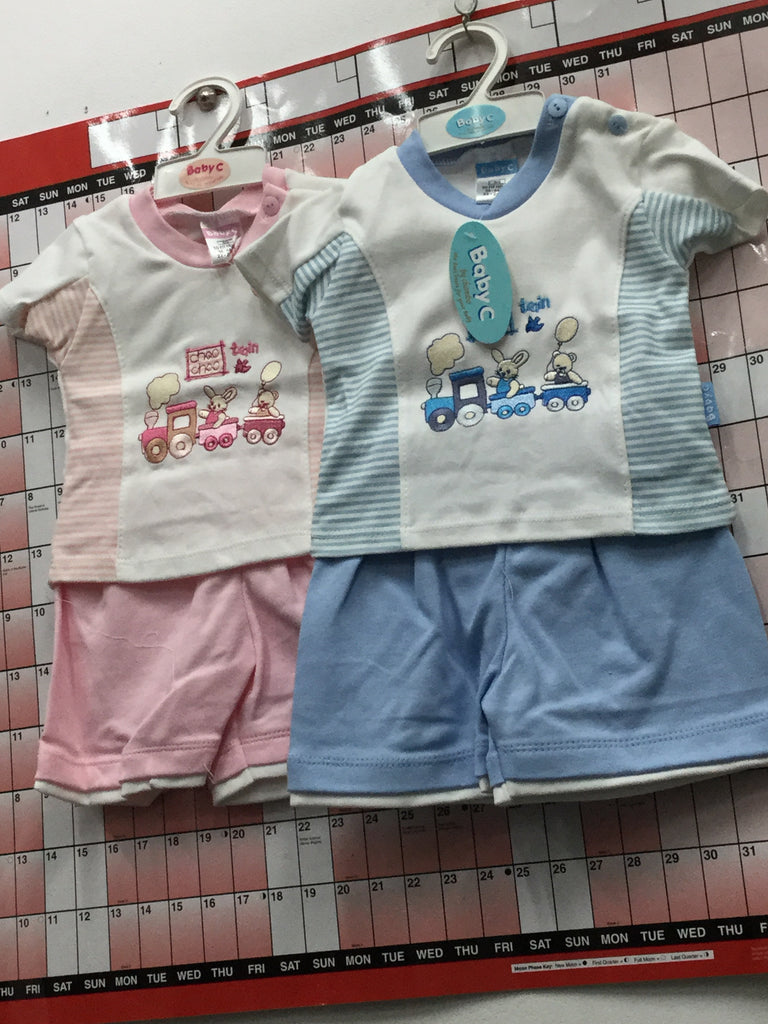 051- Baby various assorted top and trousers
