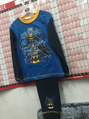 024- Boys batman pyjamas