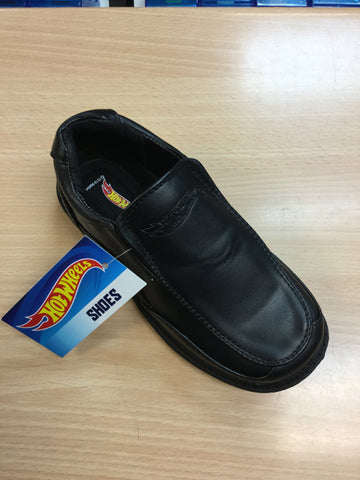 767- Boys Hot wheels School Shoes