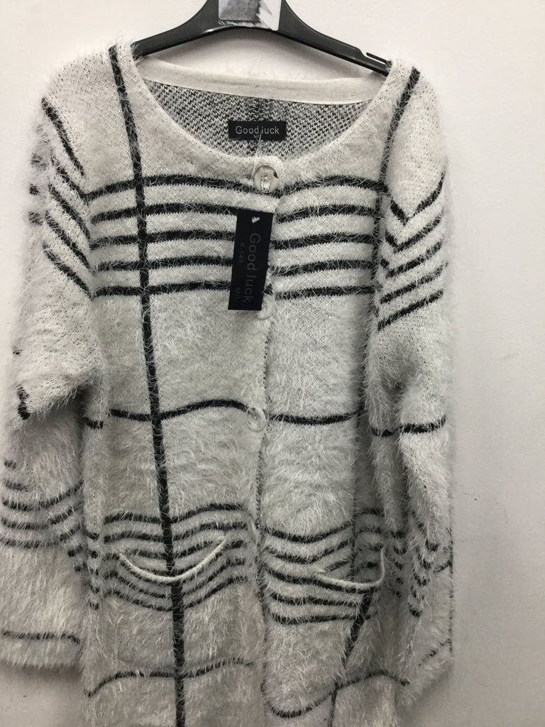 494- Ladies fluffy sweaters   k145