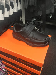 826- Boys Macadam School shoes