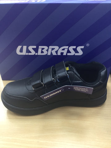 831-Boys US Brass School Tommy  shoes