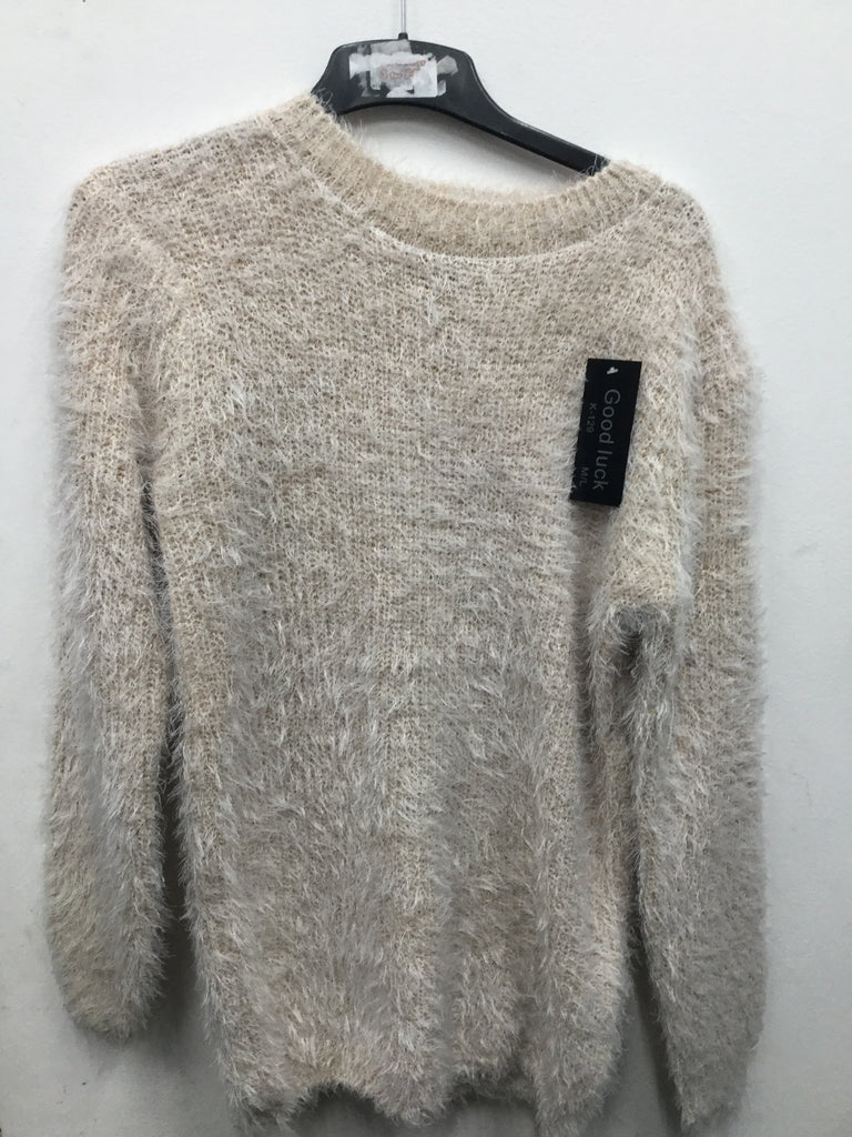 496- Ladies fluffy jumper  k129