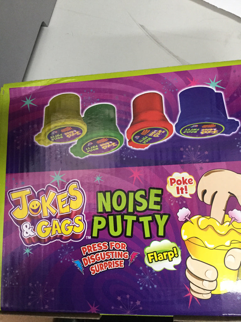 719- Jokes and gags noise putty