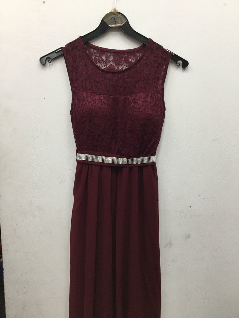 549- long dress bodice with belt