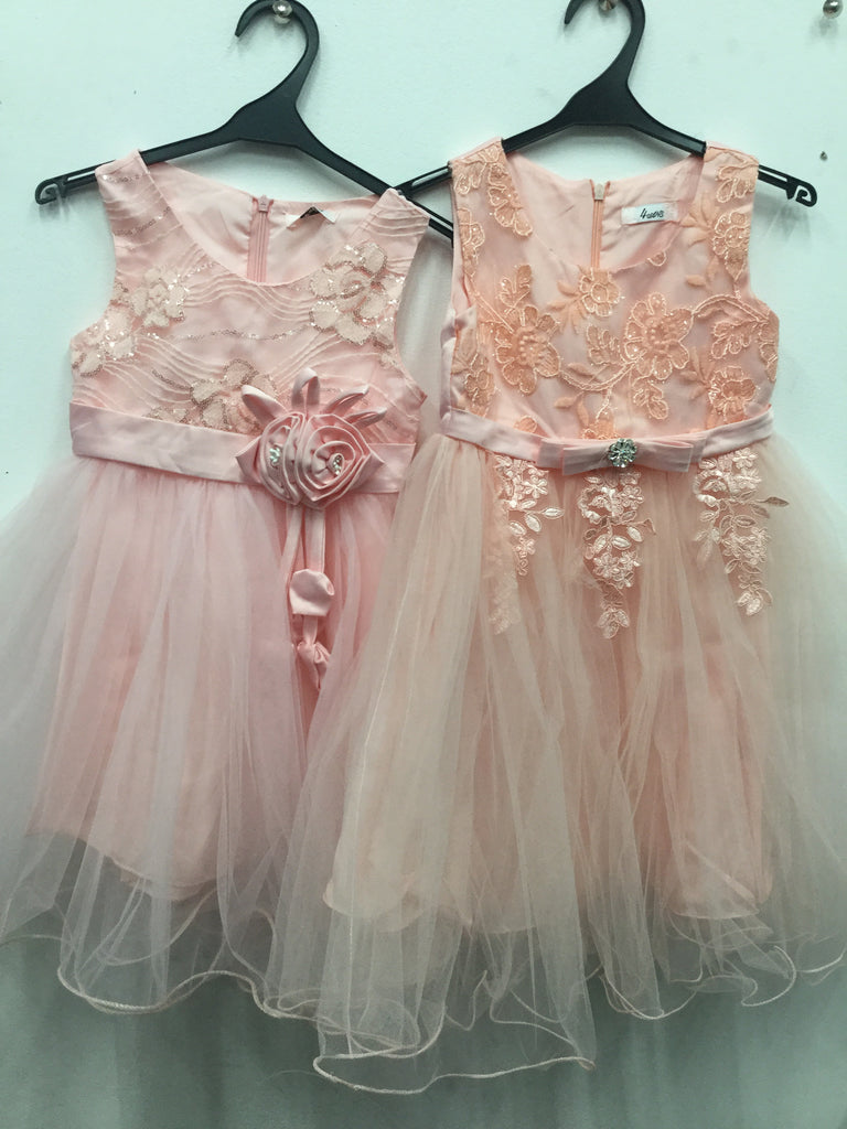 488- Girls Party dresses