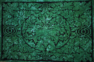 Green Grand Wizard Tapestry