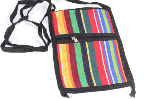 Passport Cross Body Purse