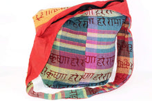 Load image into Gallery viewer, Multi Color Hare Rama Hare Krishna Jhola Sling Bag