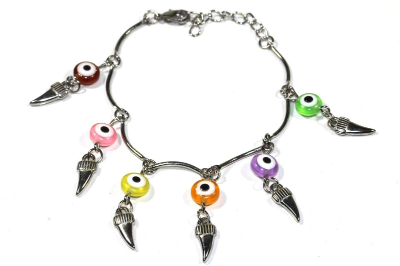 Shark Tooth Age Old Charms Bracelet