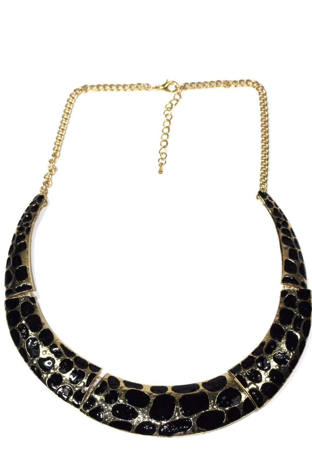 Animal Design Choker Necklace