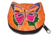 Load image into Gallery viewer, Butterfly Coin Purse by Wild Lotus