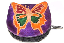 Load image into Gallery viewer, Butterfly Coin Purse
