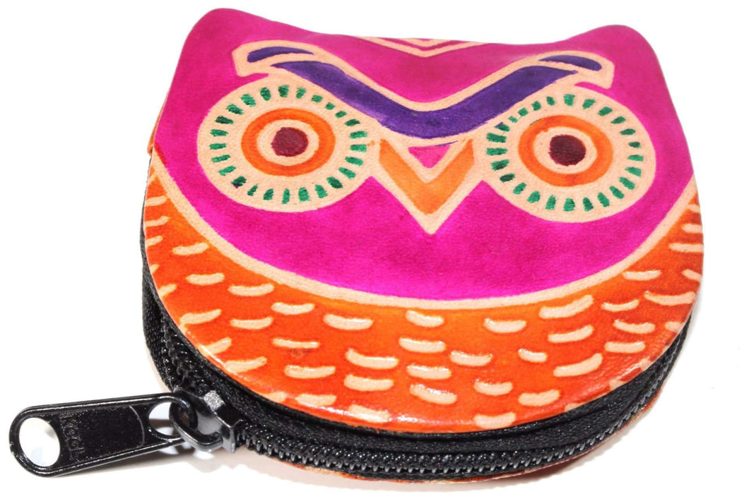 Hooty Owl Coin Purse