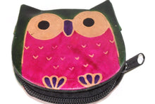 Load image into Gallery viewer, Hooty Owl Coin Purse | Wild Lotus