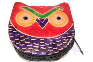 Hooty Owl Coin Purse | Wild Lotus