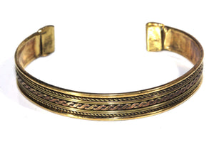 Tribal Cuff Bangle
