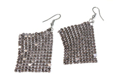 Load image into Gallery viewer, Shimmer Mesh Earrings by Wild Lotus