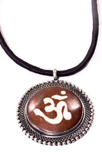 Load image into Gallery viewer, Auspicious Om Spiritual Necklace