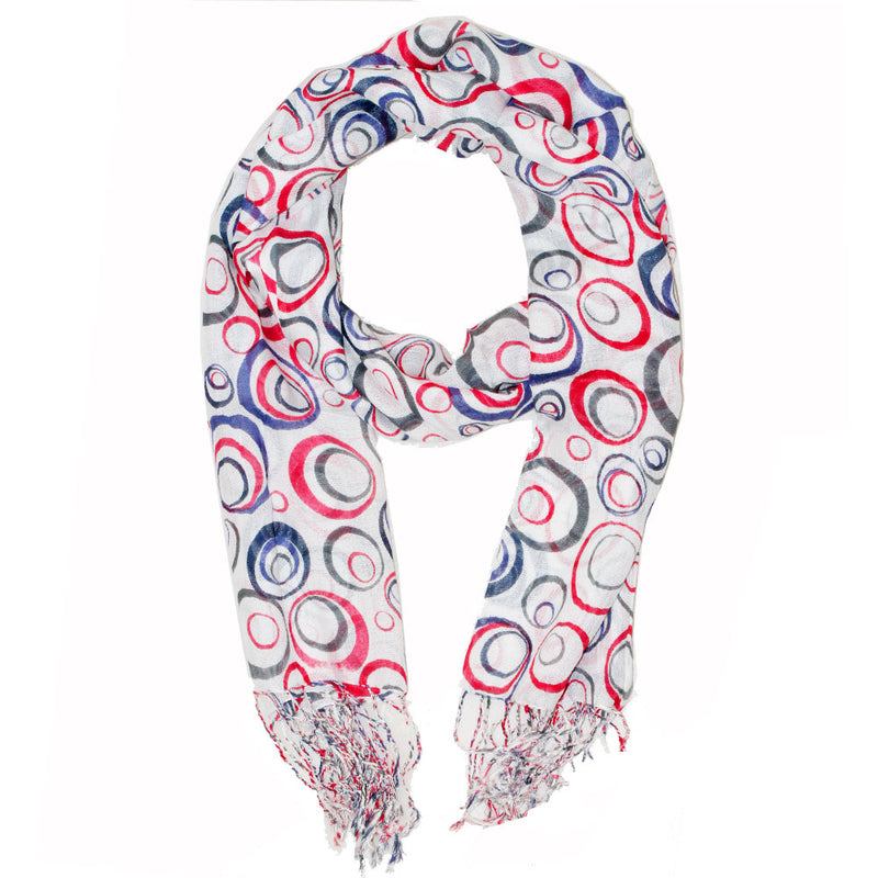 Eminence Professional Circular Projection Art Scarf | Wild Lotus® | @wildlotusbrand