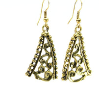 Load image into Gallery viewer, Baroque Statement Earrings