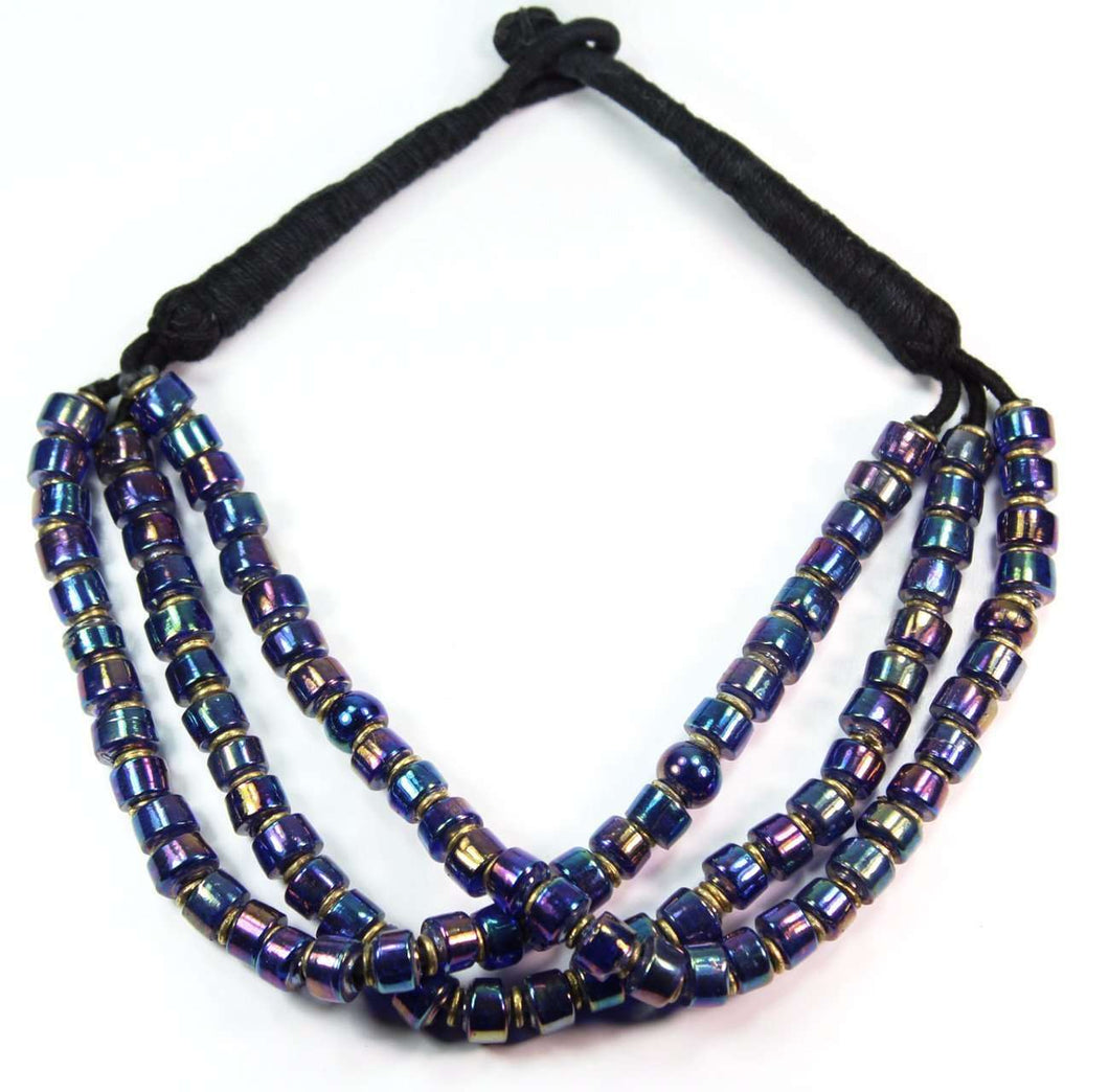 Vintage Style Mystic Hologram Necklace
