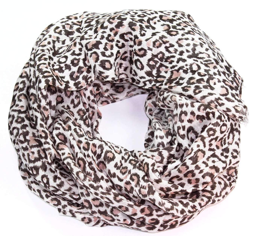 Jungle Fever Animal Print Scarf