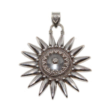 Load image into Gallery viewer, Sun Ra Surya Tribal Jewelry Pendant