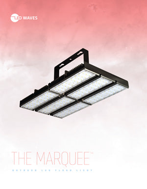 Marquee Outdoor Flood Light