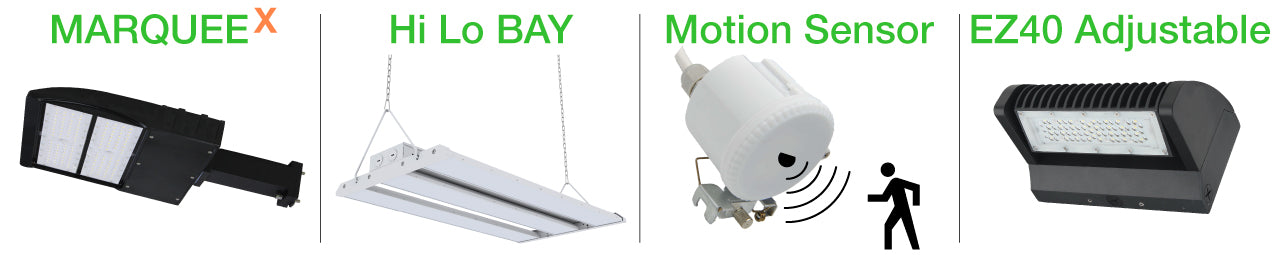 Commercial LED Lighting Products