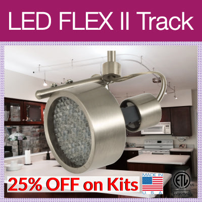 Flex II Track Lighting System