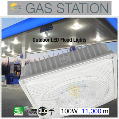 Gas Station LED Light