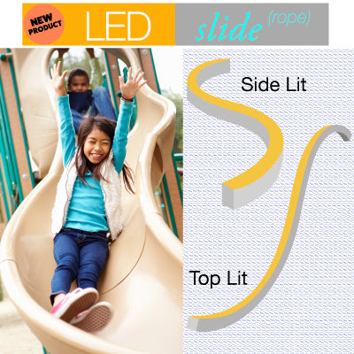 LED Slide LED flexible LED neon light