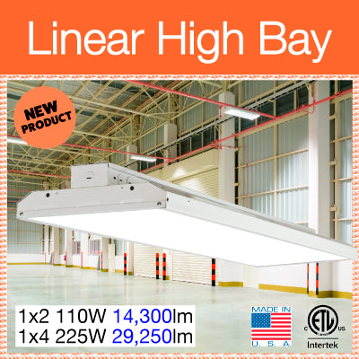 Linear LED Bay